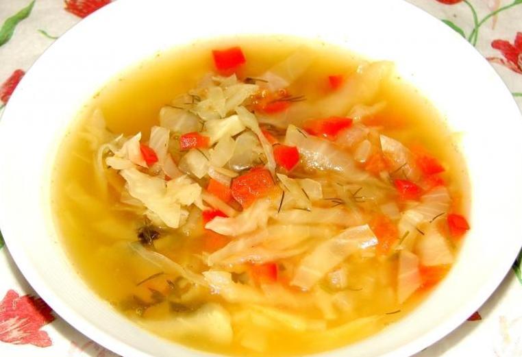 блюда из капусты для похудения